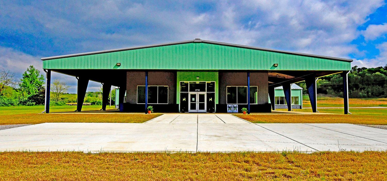 Wolf Gap Education Center | Pulaski, Tennessee | Brindley Construction
