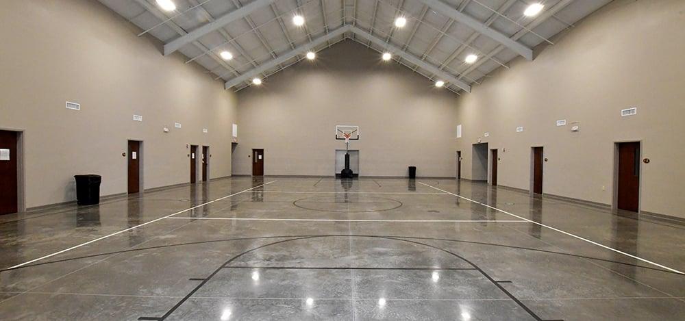 St. Anthony Catholic Church Parish Life Center | Fayetteville, Tennessee | Brindley Construction