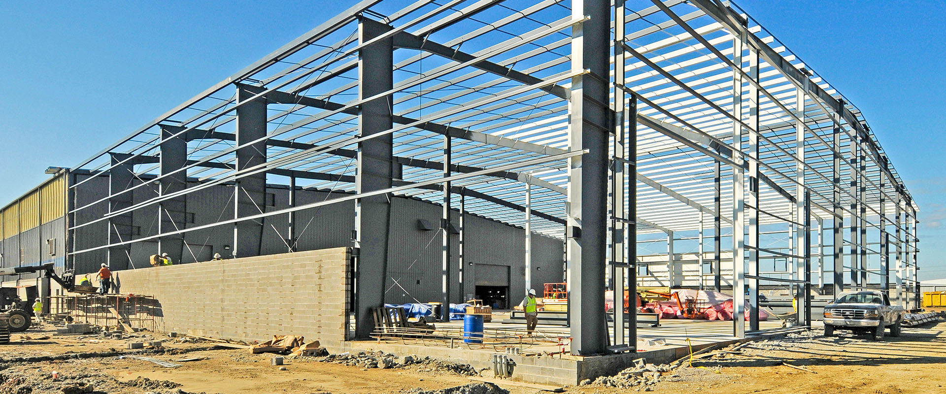 Pre-engineered Metal Buildings | Brindley Construction
