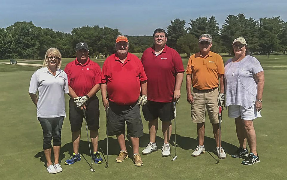 South Central Tennessee Development District Golf Tournament