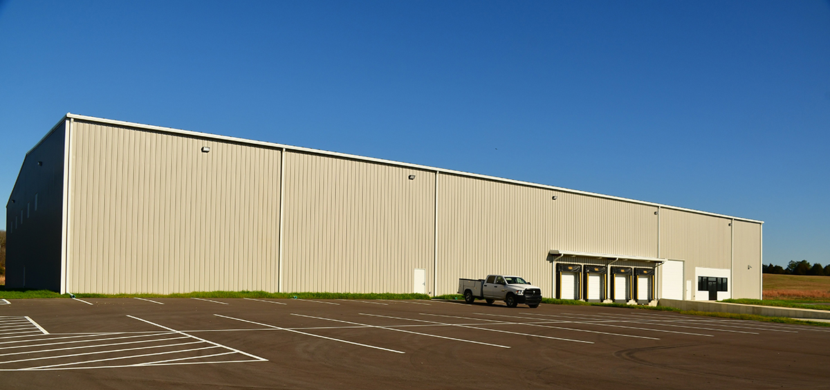 Murco Wall Products | Pulaski, Tennessee | Brindley Construction
