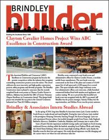 The Brindley Builder | Fall 2019 Issue | Brindley Construction