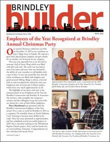 The Brindley Builder | Winter 2020 Issue | Brindley Construction