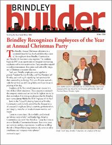 The Brindley Builder | Winter 2019 Issue | Brindley Construction