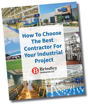 Choose the Best Contractor for your Industrial Project   Brindley Construction