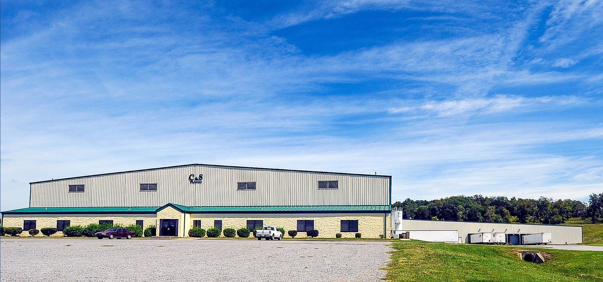 C&S Plastics | Fayetteville, Tennessee | Brindley Construction, LLC.