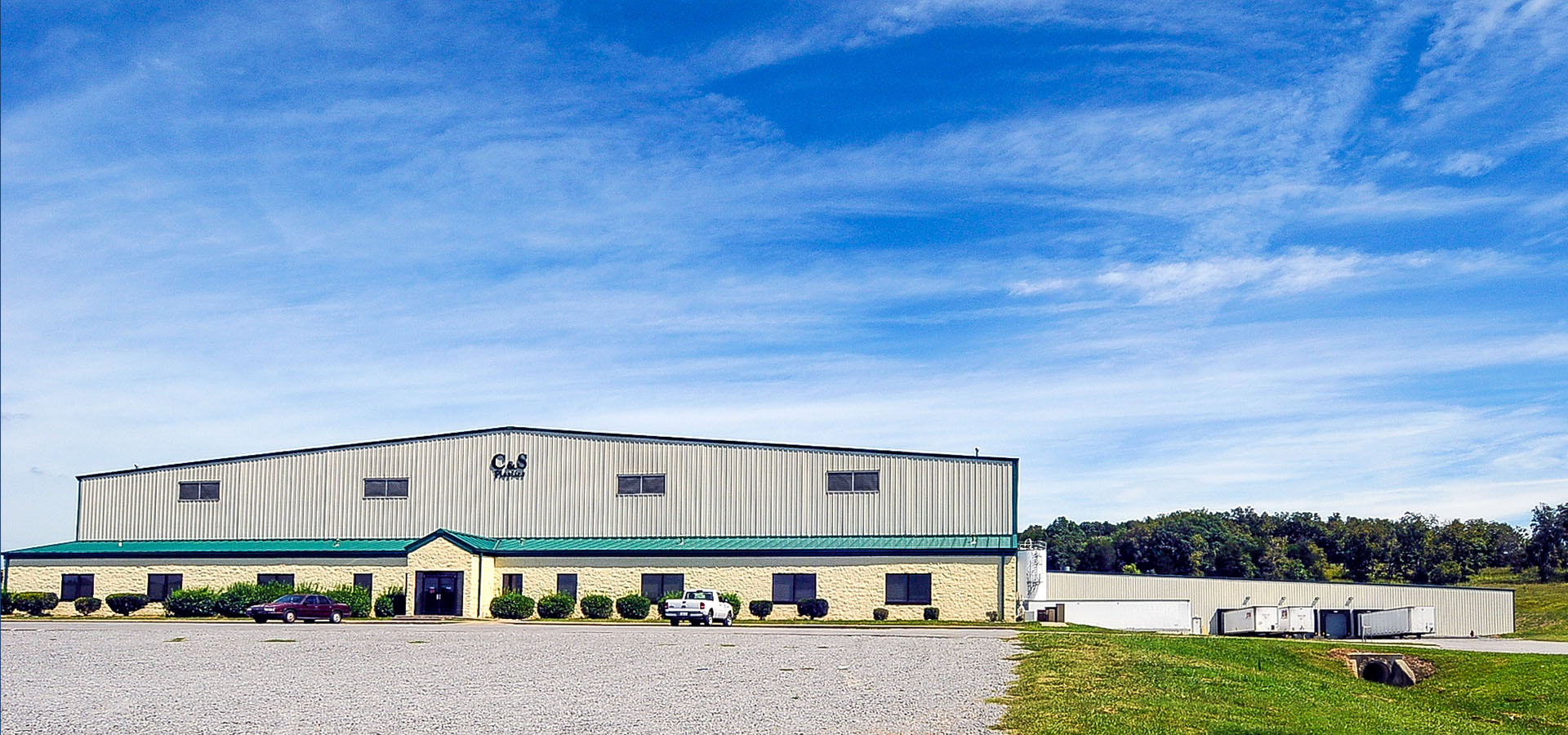 C&S Plastics | Fayetteville, Tennessee | Brindley Construction, LLC.