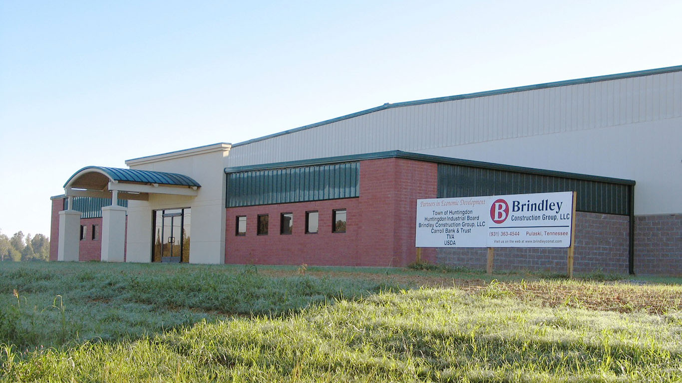 Carroll County Industrial Building | Huntingdon, TN
