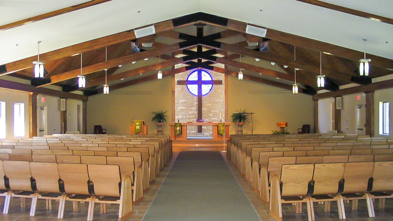 Christ Our Savior Church | Brindley Construction