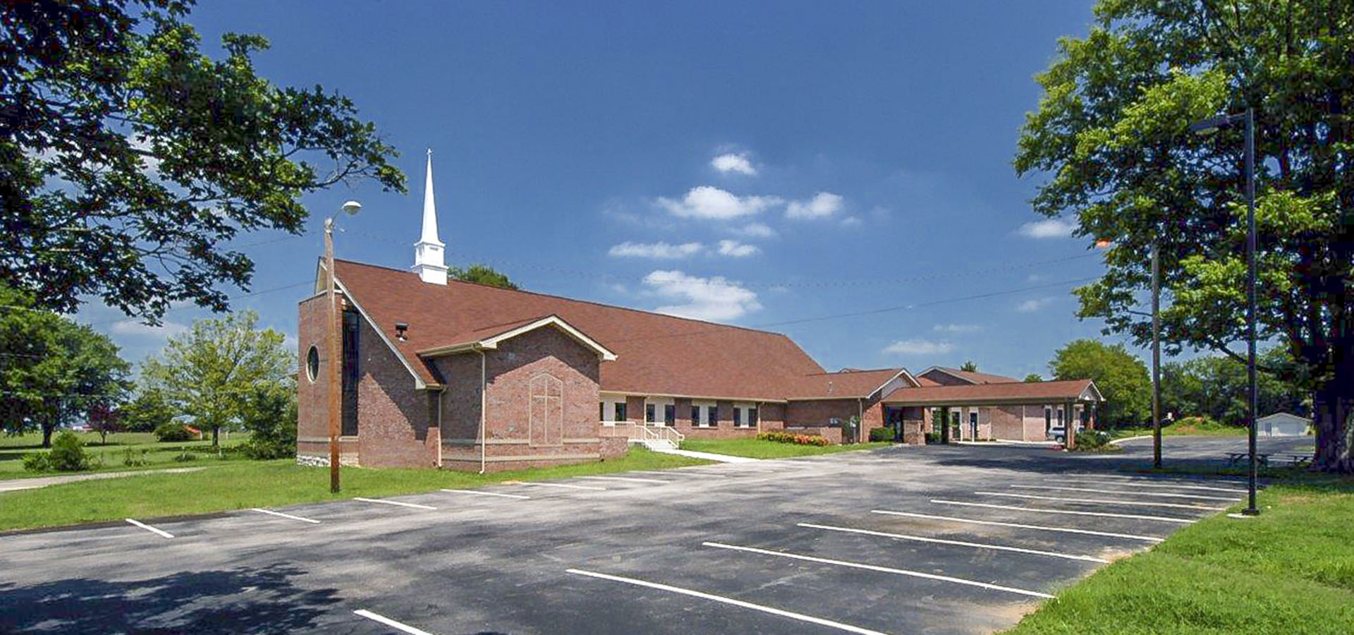 Christ Our Savior Church | Columbia, Tennessee | Brindley Construction