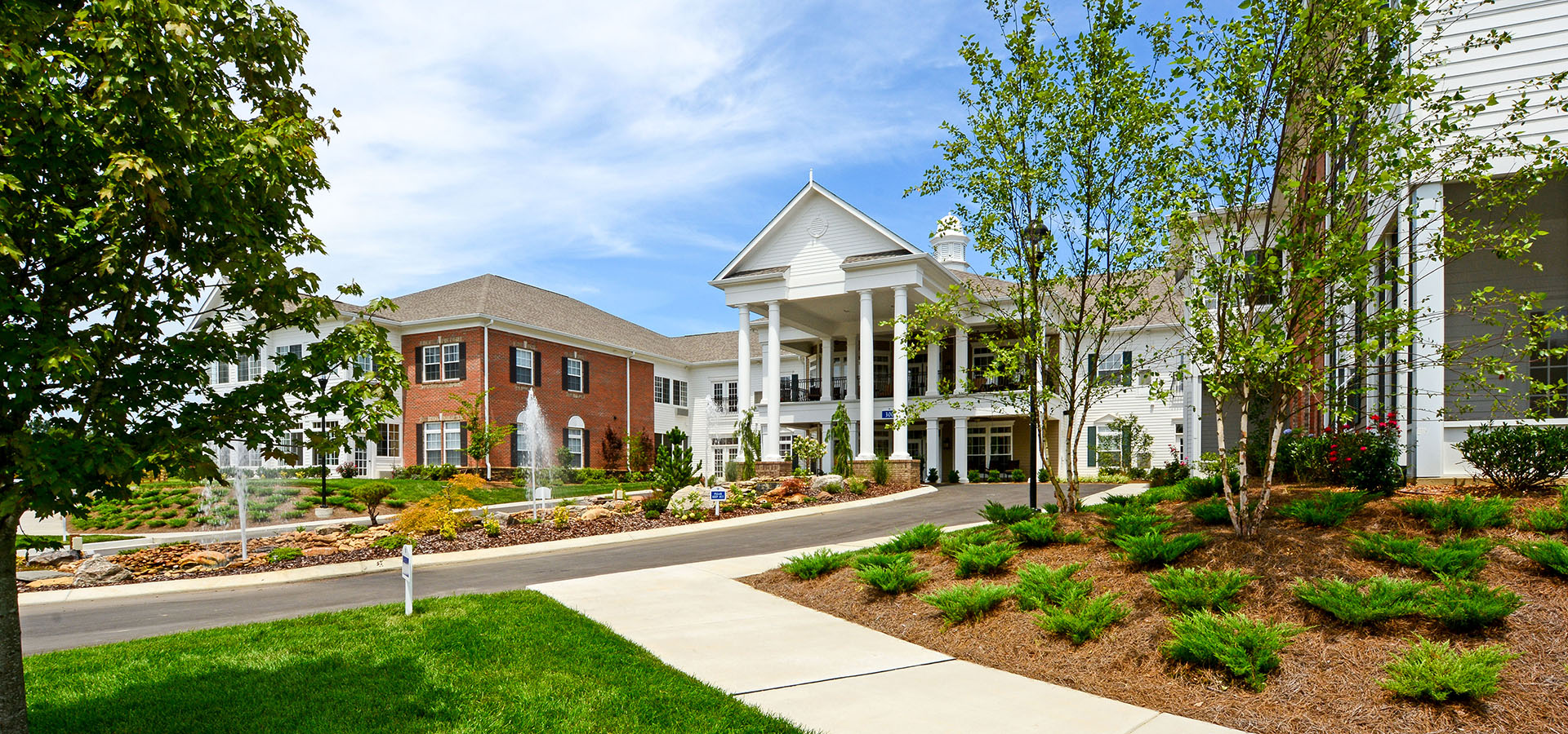 Fountains of Franklin | Tennessee | Brindley Construction