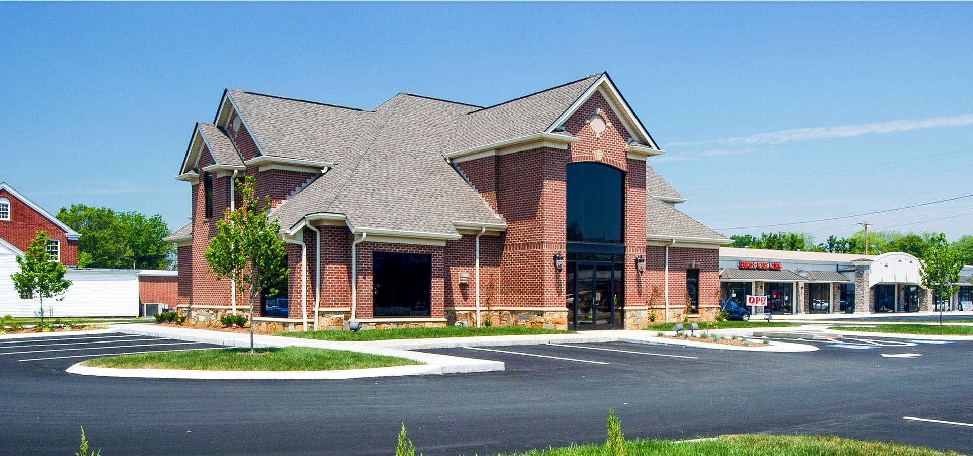 Green Bank | Lawrenceburg, TN | Brindley Construction, LLC