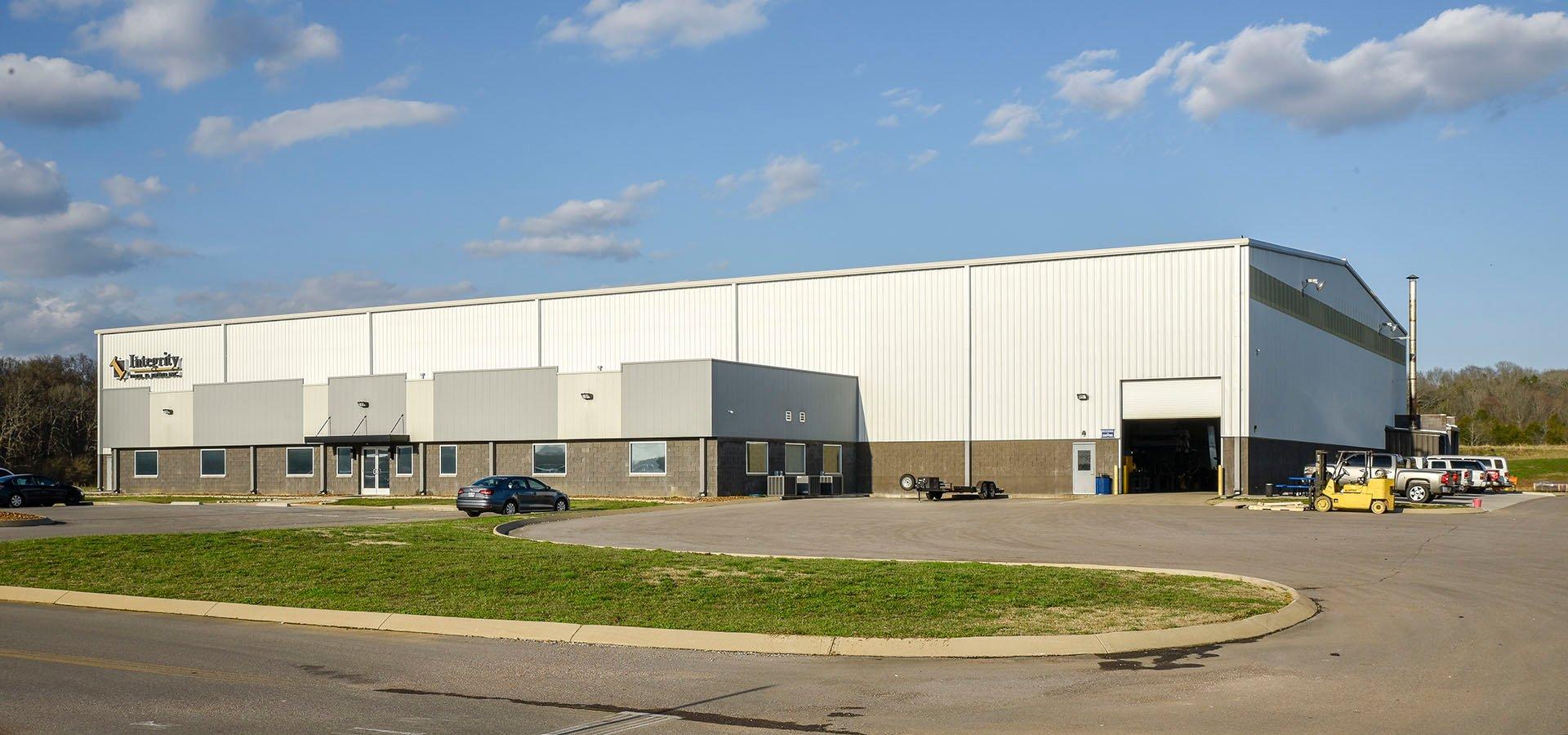 Integrity Tool & Mold Inc. | Pulaski, Tennessee | Brindley Construction, LLC.