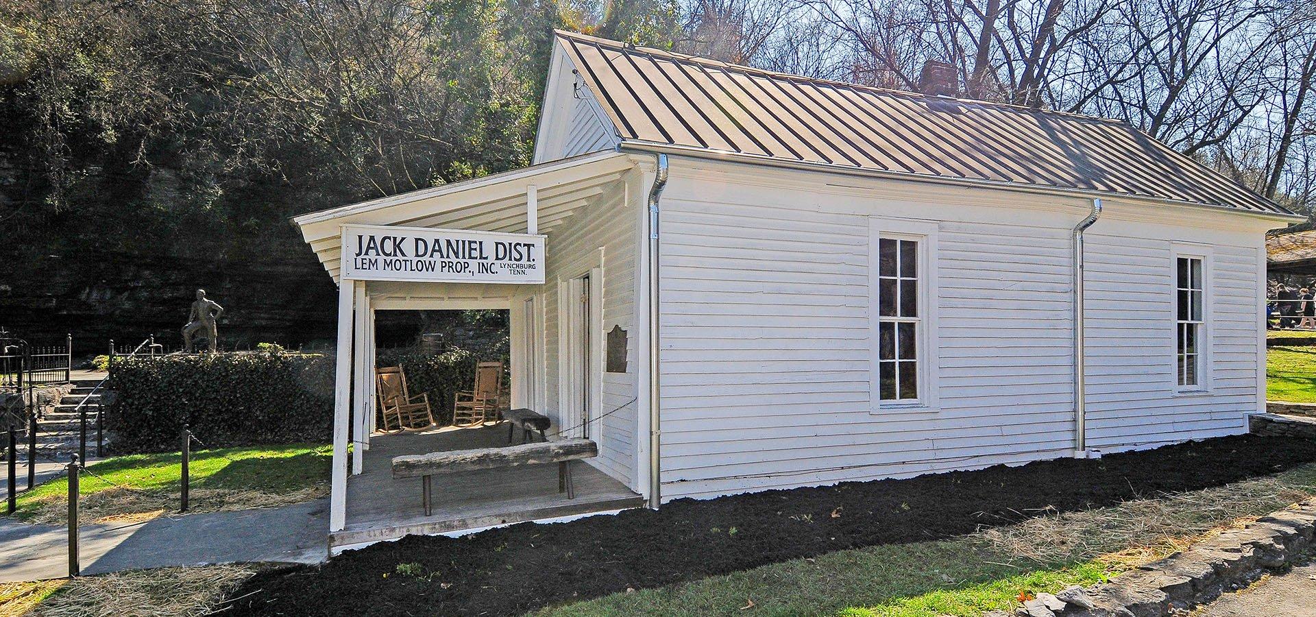 Jack Daniel Distillery | Lynchburg, Tennessee | Brindley Construction