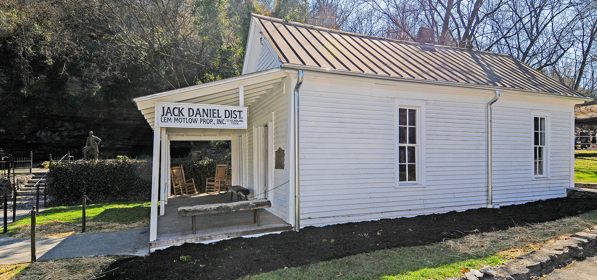 Jack Daniel Distillery | Lynchburg, Tennessee | Brindley Construction