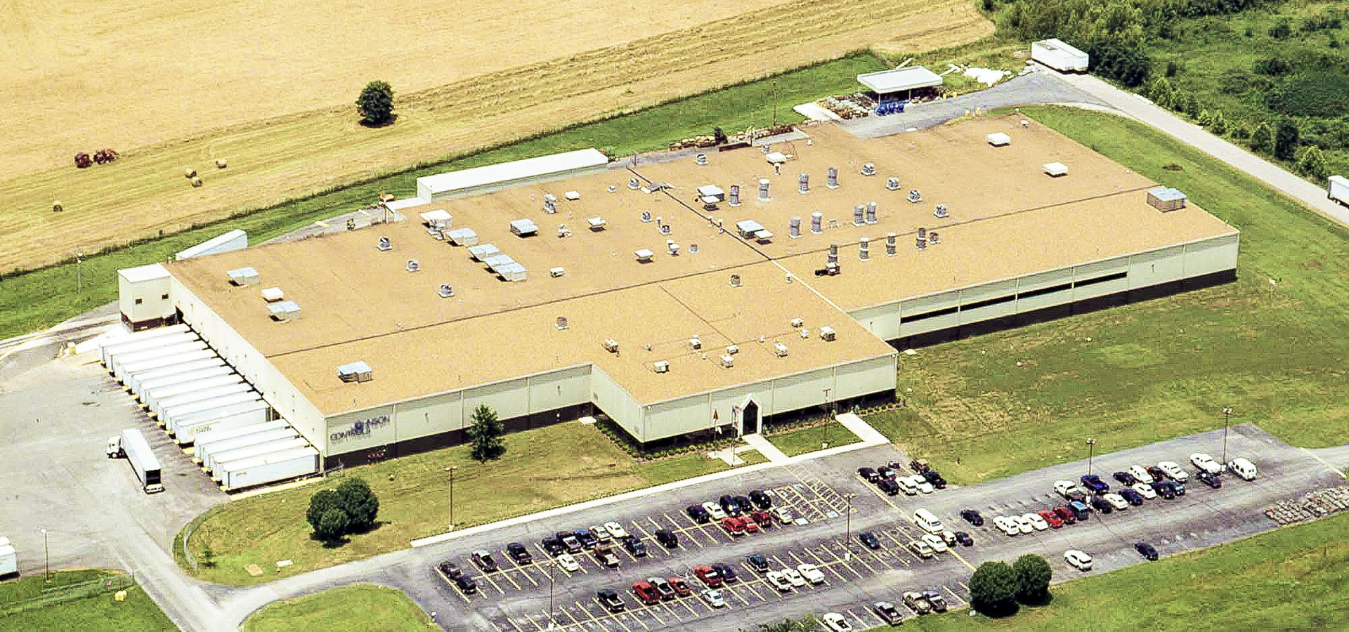 Johnson Controls Plan Expansion   Pulaski TN   Brindley Construction Company