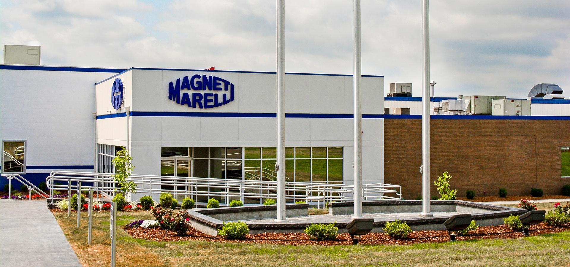 Magneti Marelli | Pulaski, Tennessee | Brindley Construction