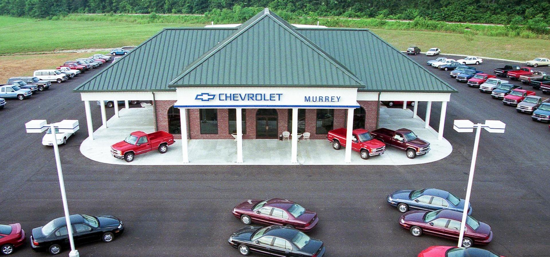 Murry Chevrolet | Pulaski, Tennessee | Brindley Construction, LLC.