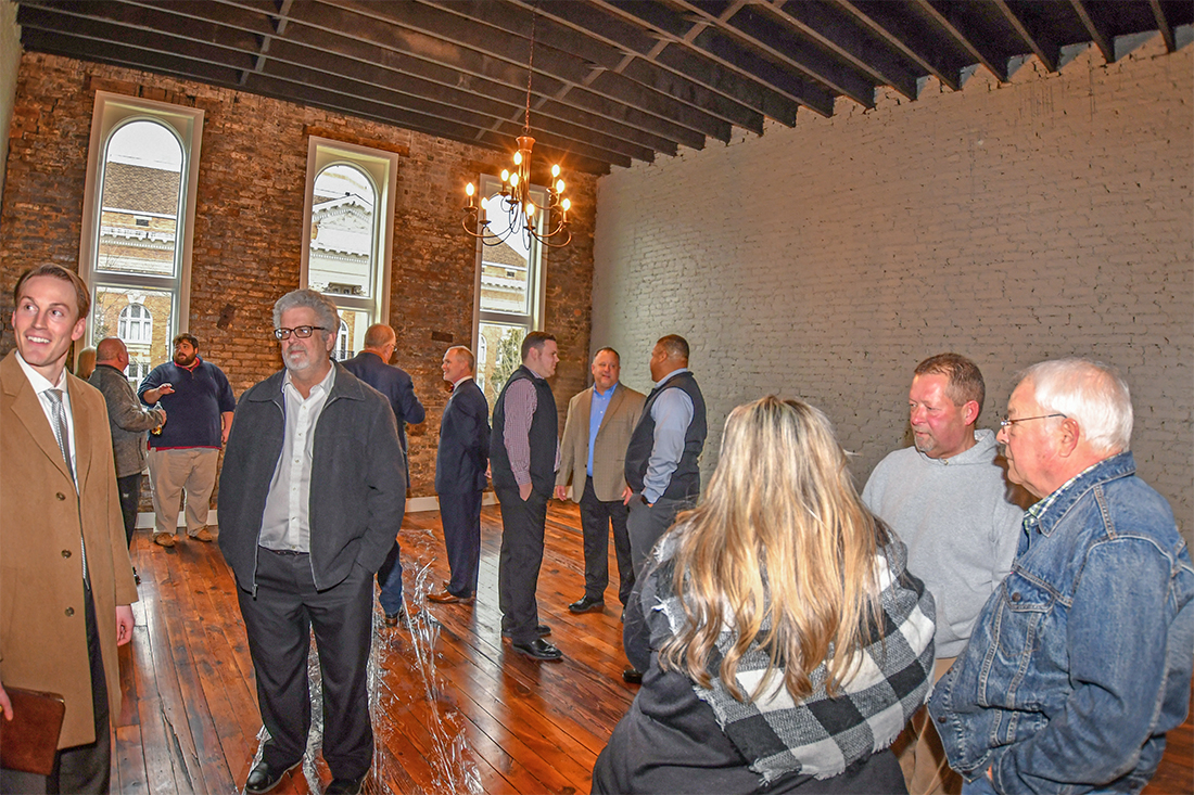 Open House and Renovation Reveal   Pulaski, TN