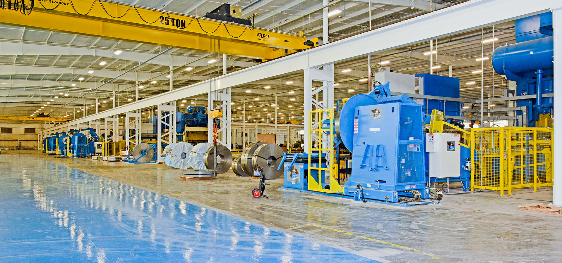 North American Stamping Group   Brindley Construction