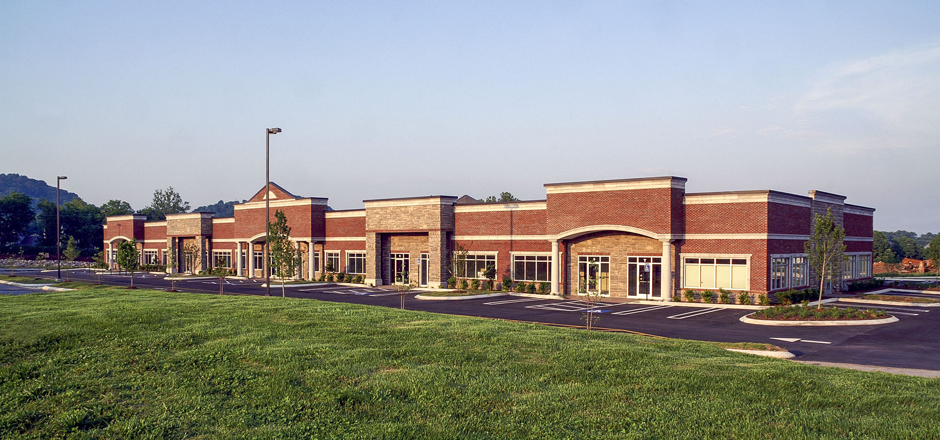 Professional Building at Campbell Station | Spring Hill, Tennessee | Brindley Construction, LLC.