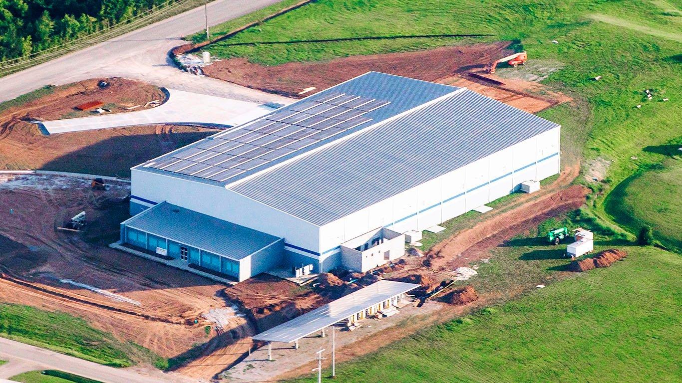 Proper Polymers | Brindley Construction | Pulaski, TN