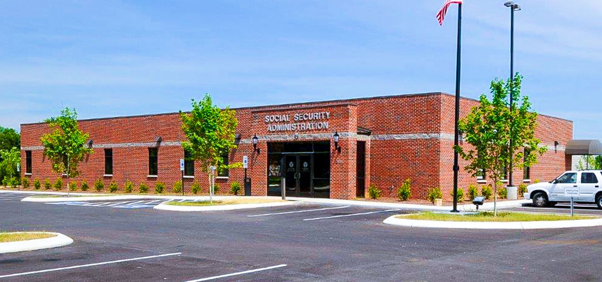 Social Security Administration | Murfreesboro Tennessee | Brindley Construction