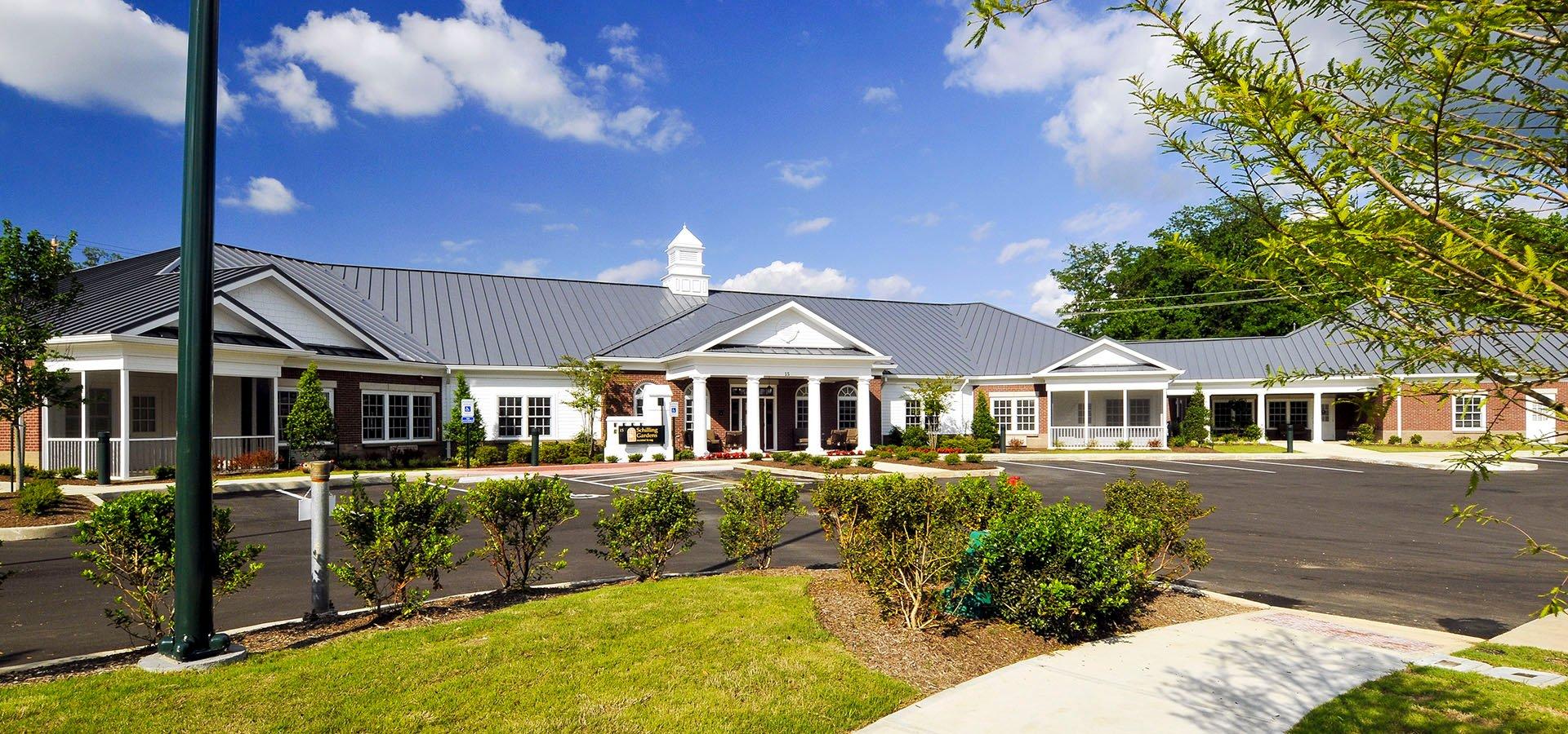 Schilling Gardens   Collierville, Tennessee   Brindley Construction, LLC.