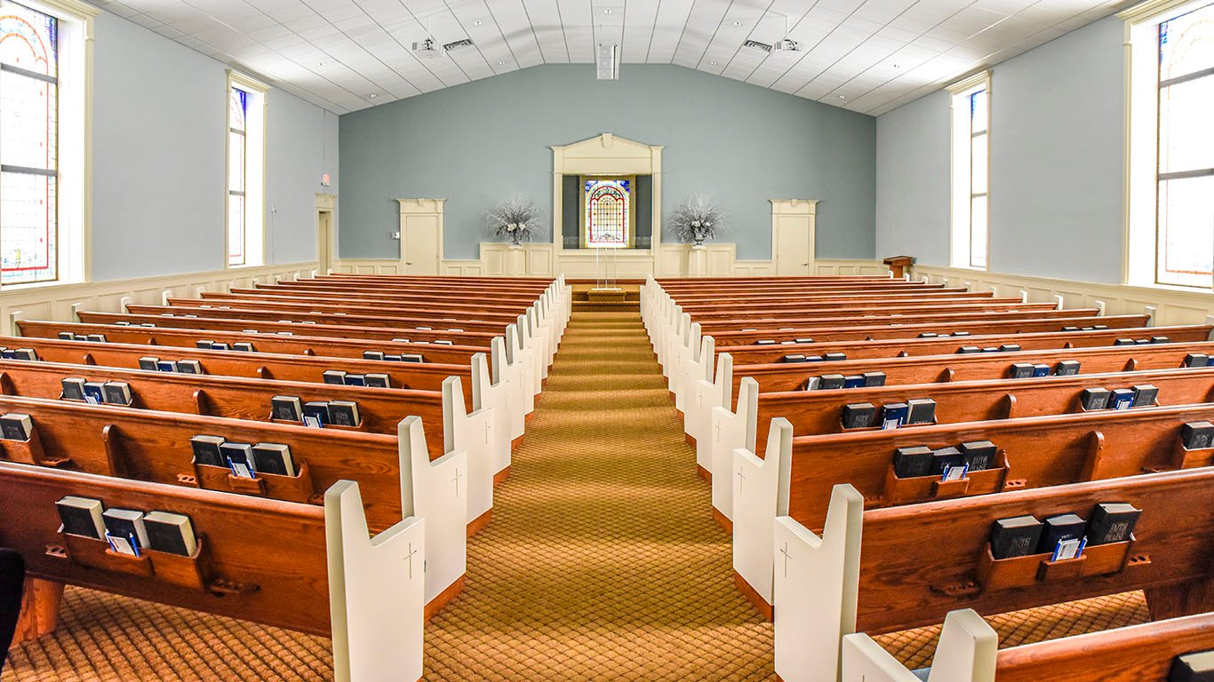 Second Street Church of Christ | Brindley Construction