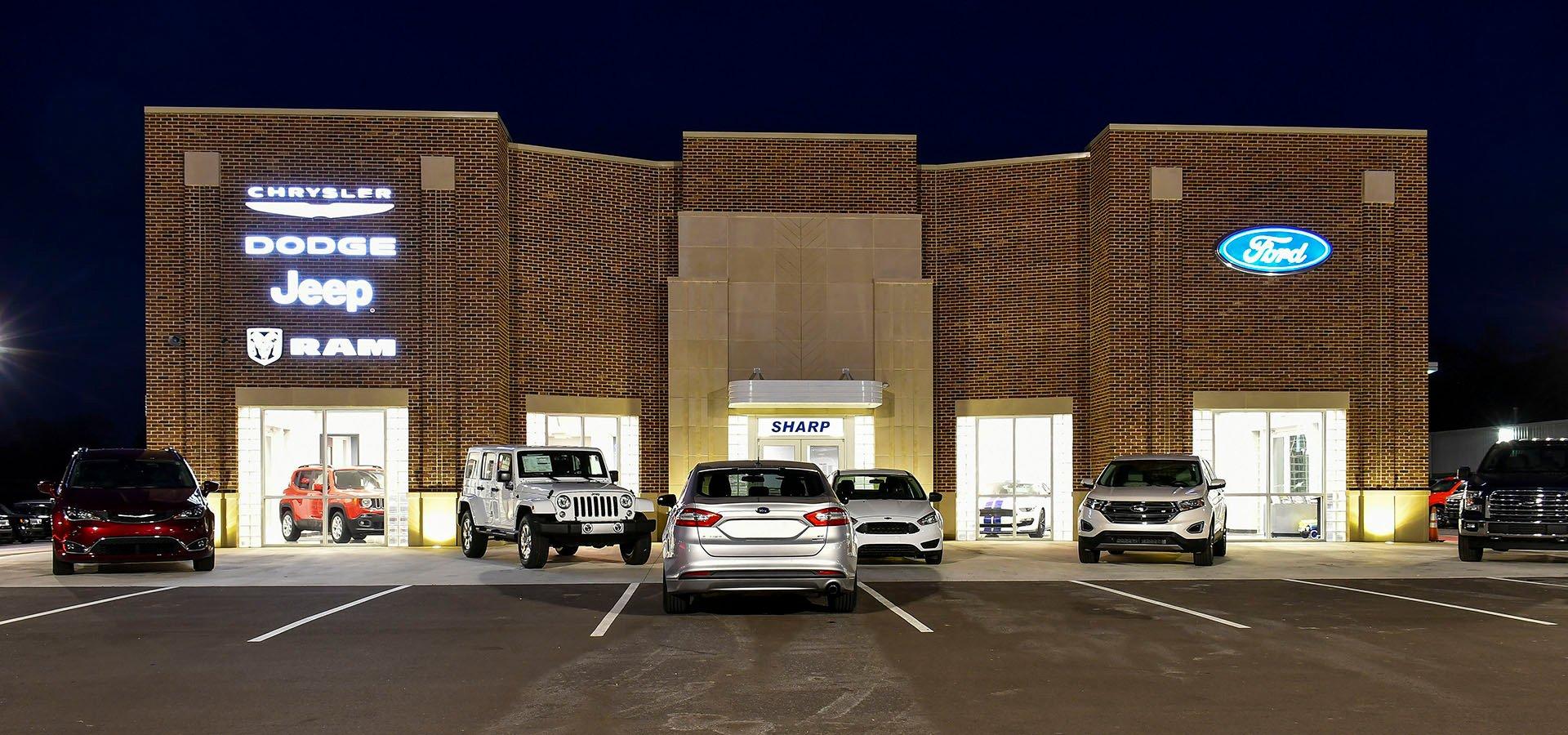 Sharp motor Company | Pulaski, Tennessee | Brindley Construction, LLC.