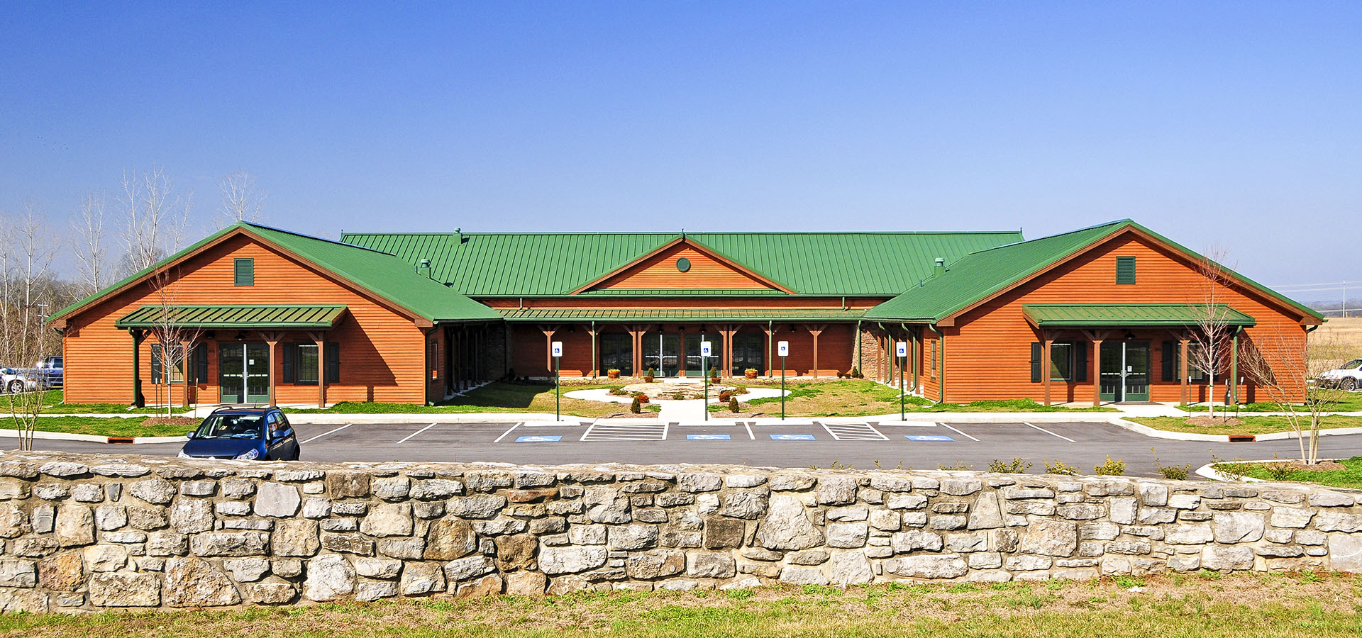 South Central TN Development Department | Mt. Pleasant, Tennessee | Brindley Construction, LLC.