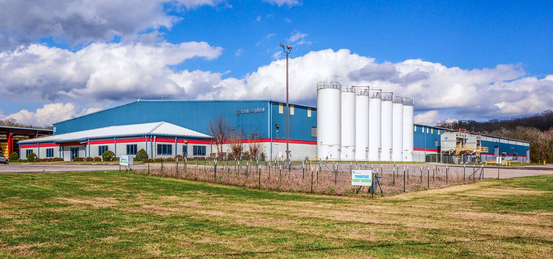Tenneplas | Pulaski, Tennessee | Brindley Construction, LLC.
