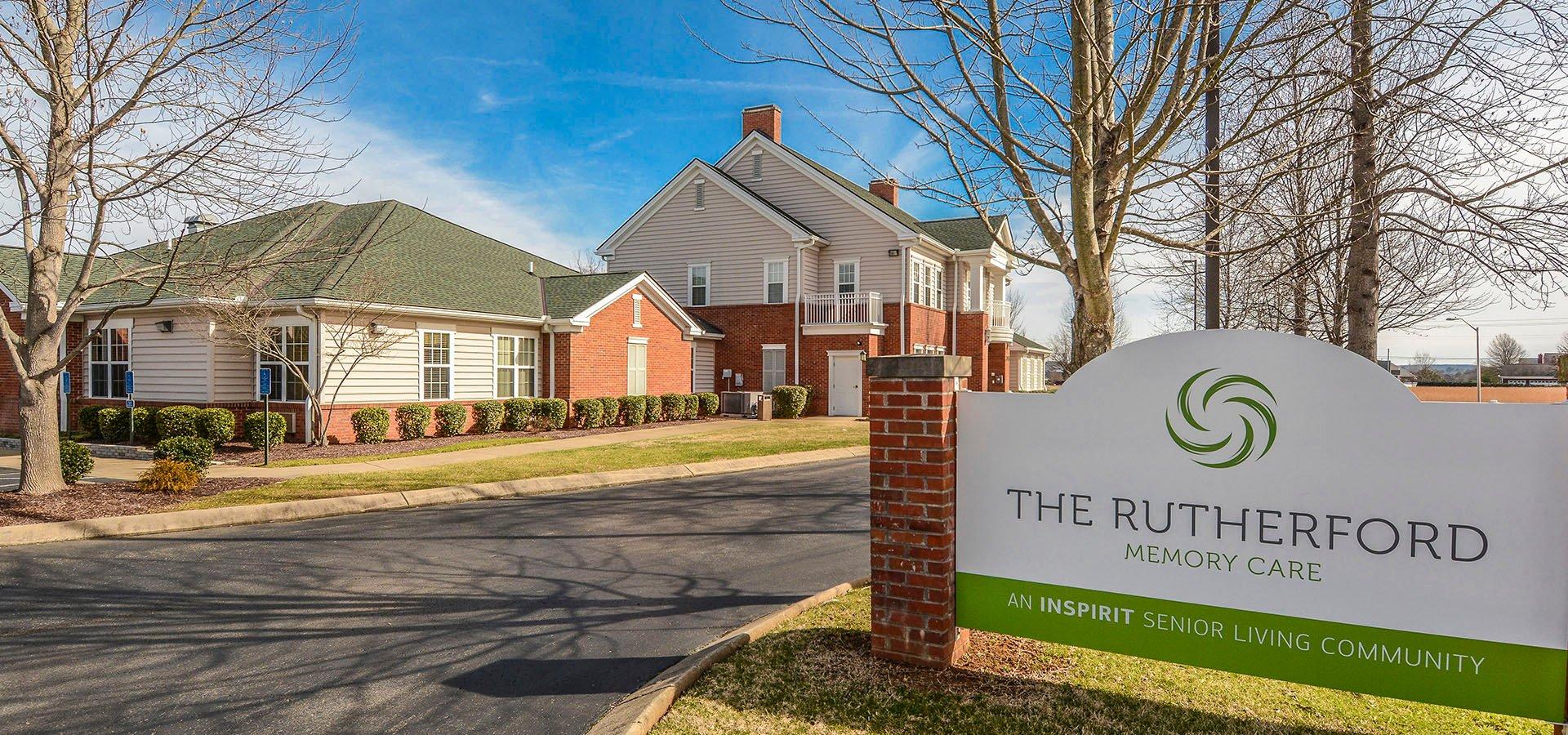 The Rutherford Senior Living Community | Murfreesboro, TN