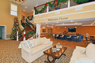 Traditions of Spring Hill Assisted Living Facility | Spring Hill, TN | Brindley Construction