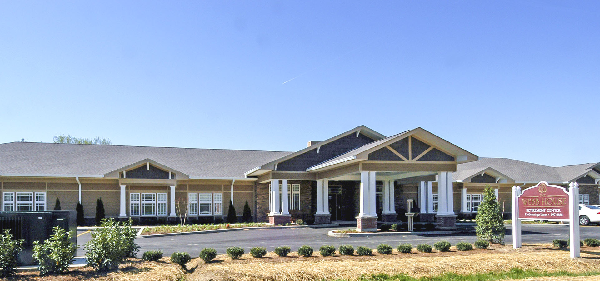 Webb House Retirement Center | Smithville, Tennessee | Brindley Construction, LLC.