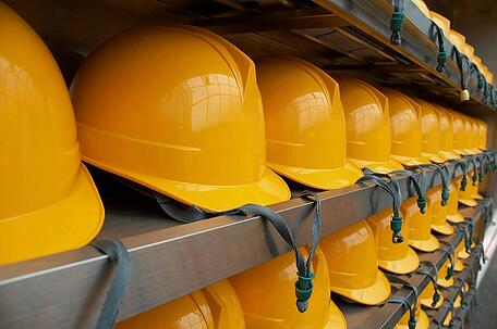 Hardhats | Brindley Construction | Pulaski, Tennessee
