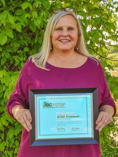 Jenny Hobbs | ABC Platinum Award | Safety Coordinator