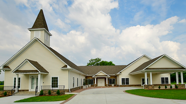 Wheelerton Baptist Church | Dellrose, Tennessee | Brindley Construction