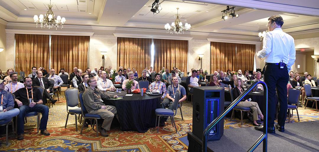 CLN Conference Keynote 2018 | Brindley Construction, LLC