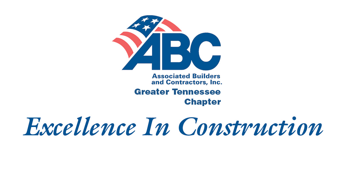 Excellence In Construction Award | Associated Builders and Contractors of Greater Tennessee | Brindley Construction