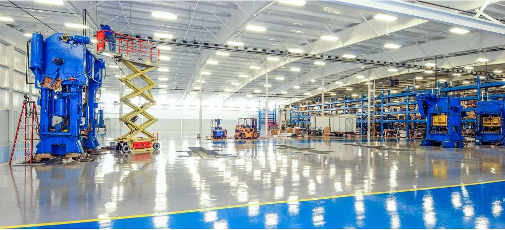 Manufacturing Facility Construction | Tennessee & Georgia