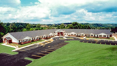 Wayne County Assisted Living   Brindley Construction