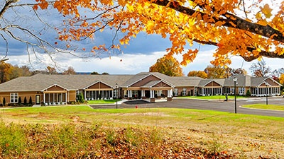 Webb House Retirement Center | McMinnville Tennessee | Brindley Construction