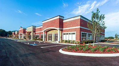 Professional Building at Campbell Station | Spring Hill Tennessee | Brindley Construction