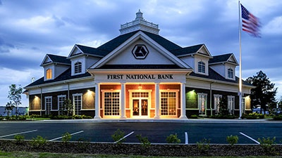 First National Bank | Athens Alabama | Brindley Construction