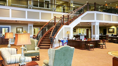 First National Bank | Pulaski, Tennessee | Brindley Construction