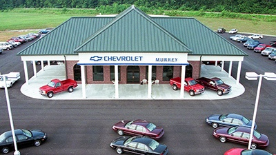 Murrey Chevrolet | Brindley Construction