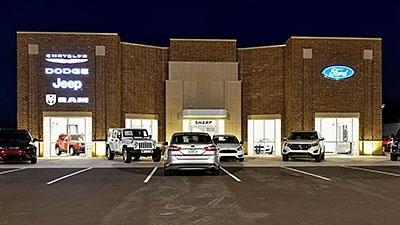 Sharp Motors | Pulaski, Tennessee | Brindley Construction