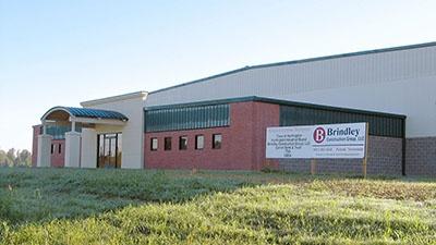 Carroll County Industrial Building | Brindley Construction