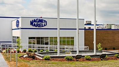 Magneti Marelli Plant | Brindley Construction
